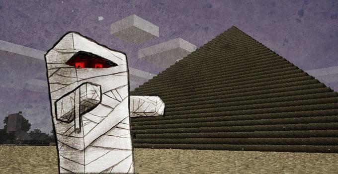 pyramide serveur minecraft minefield