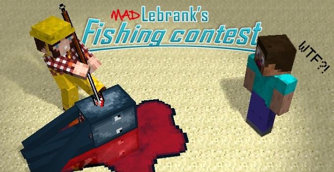 Concours de pêche Minecraft de Lebrank