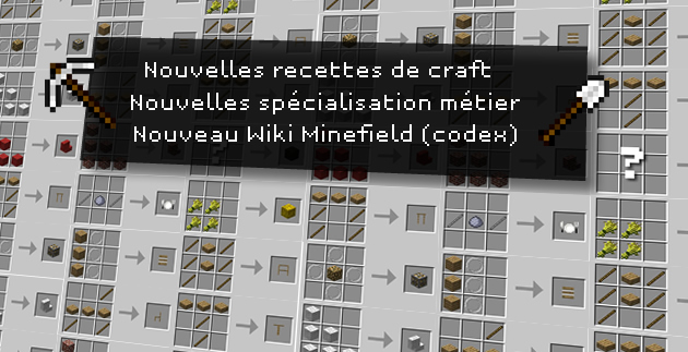 minecraft server new items wiki