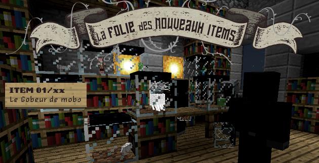 nouveaux items minecraft