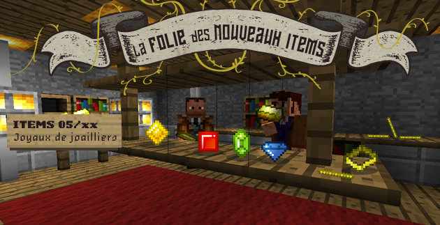 item minecraft gems jewels
