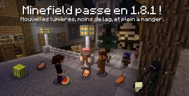 Minecraft 1.8 SMP