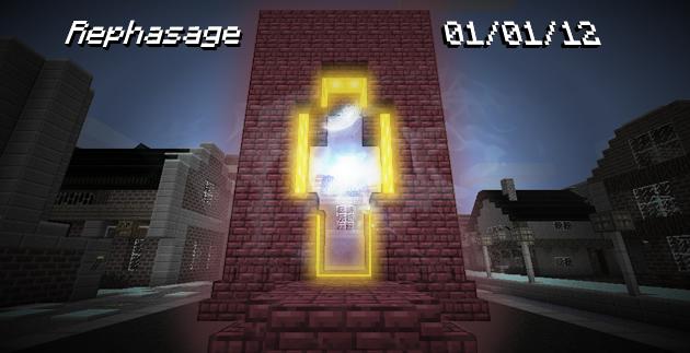 portail minefield nouveau monde