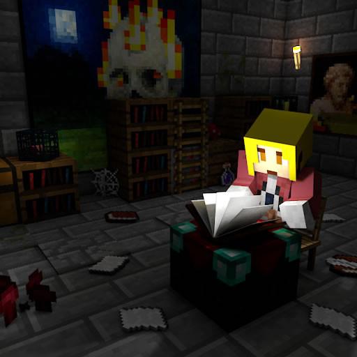 lire livres minecraft